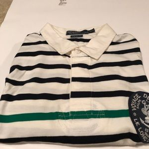 Ralph Lauren Rugby Type Custom fit with logo XL